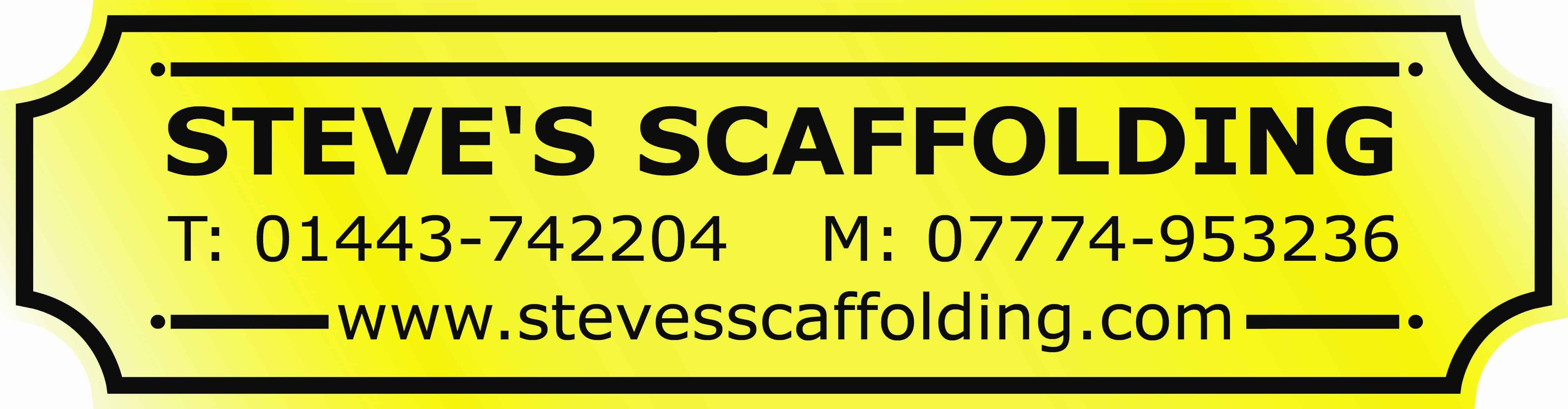 Scaffolding, Design & installation Service in Wales